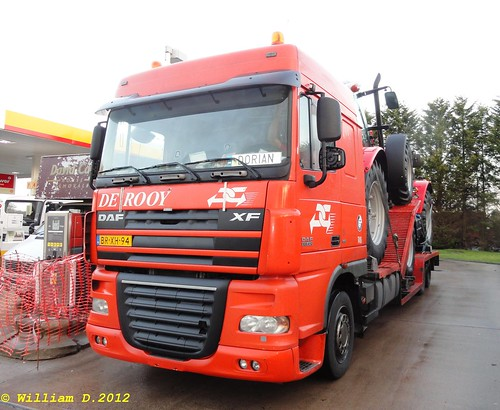 de rooy transport son