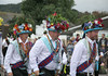 Earlsdon Morris (Raphooey) Tags: gb uk england south west southwest devon sid sidmouth international folk festival week dance dancing music canon eos 70d earlsdon morris men man english traditional hat bowler flower flowers rose roses leaves leaf