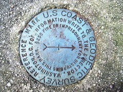 Mount Laurel USGS Marker 2 (JSF0864) Tags: usgs geological survey marker