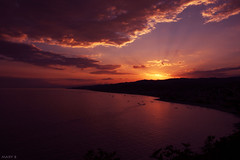 Calabria, south Italy (bellantoni_m) Tags: calabria sunsets sunset atardecer atardeceres tramonto tramonti sky cielo seascape landscape