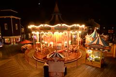 Merry-Go-Round Pier 39 (pmsoftware) Tags: pier39 carousel merrygoround sanfrancisco night nikon d610
