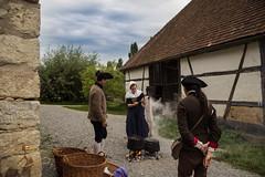 Viehmarkt 1756 - Wackershofen-0921.jpg (Siegfried Kreuzer) Tags: reenactment freilichtmuseum wackershofen viehmarkt 1756
