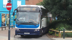 Stagecoach in Hull Volvo B12B Plaxton Panther 54052 (KX09 NCF) (LiamVolvoCitybus F127PHM) Tags: stagecoach hull volvo b12b plaxton panther 54052 kx09 ncf