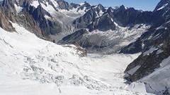 11_Mont-Blanc Panoramic to Helbronnee (Nick Ham100) Tags: chamonix aiguilledumidi utmb