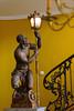 Muzeum Wnętrz Pałacowych - oświetlenie (jacekbia) Tags: polska poland podlasie choroszcz muzeumwnętrzpałacowych muzeum pałacyk branickich historia canon 1100d 50mm indoor wnętrze oświetlenie sculpture rzeźba