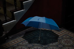 IMGP3084 (564matthias) Tags: umbrella light blue regenschirm licht blau