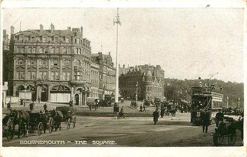 The Square, Bournemouth