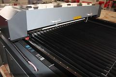Big size CO2 laser engraver/cutter. (haoyuelaser) Tags: lasermachine cncrouter cortelaser laserengraver lasercutter