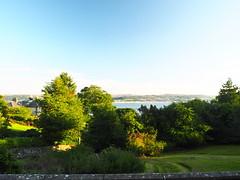 View from Kilcreggan Hotel 2 (Jan Enthoven) Tags: scotland highlands loch lomond luss scenery vista water mountains