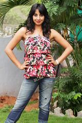 South Actress SANJJANAA Photos Set-7 (37)
