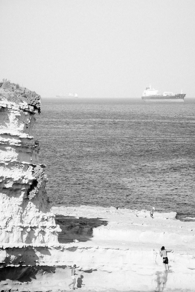 climbing rock sea swimsuits - photo #4