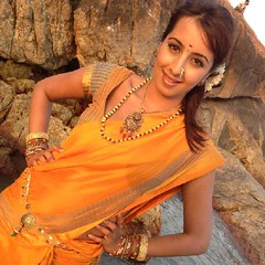 South Actress SANJJANAA Photos Set-6-Mahanadi Clips (20)