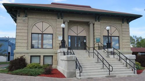 Boise Paper Mill Office (International Falls, Minnesota)