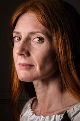 Redhead (Zatar) Tags: redhead rousse portrait femme flash softbox canon eos 70d tamron 70200mm