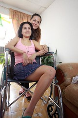 YF_BkyxPpBCYAAFGxy (cb_777a) Tags: amputee disabled handicapped onelegged wheelchair accident colombia