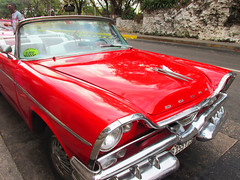 Red Dodge Vintage Car in Cuba (shaire productions) Tags: red image dodge car vehicle classic old retro vintage style stylish american classiccar cuba street urban havana travel cuban scene vintagecar automobile