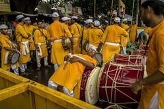 19/19. Dhol Tasha - Ganeshotsav - Pune - 2016 (Anant N S) Tags: maharashtra pune india indianfestival ganpati ganeshotsav ganesh ganeshvisarjan 2016 festival dhol tasha streetphotography streetportraiture portrait