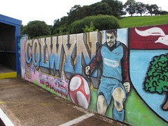 120815 PSF Colwyn Bay v Man City (21) (@putajumperon) Tags: manchestercityfc preseasonfriendly colwynbayfc groundhop1881