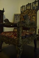 chair (ww ningtyas) Tags: wood art dutch museum vintage design chair furniture carving solo surakarta kraton colonialism
