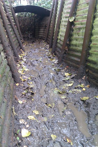 WW1 Trench: Sanctuary Wood