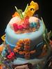 Nemo/under the sea cake (ingenuity cakes) Tags: ocean fish cake nemo fondant underthesea