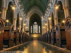 St. Mary Abbots Church - Kensington (Daveyboy_75) Tags: church spires churches arches olympus spire nave kensington hdr churchspire kensingtonchurch e450 stmaryabbotskensington