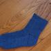 Winter Lace Socks