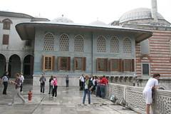 Topkapi Palace (Liam Cheasty) Tags: turkey muslim istanbul sultan ottoman topkapipalace sultanahmet liamcheasty