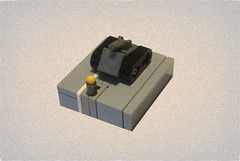 Tiananmen Square Protest (FilipS) Tags: brick scale square lego bricks micro 1980 protests vignette tiananmen filips vig diidy