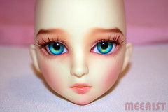 Wealthy but Wistful (meenist faceups) Tags: ball doll bjd dim commission jointed belita faceup dollinmind faceups meenist