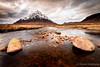 Cold Feet ([[BIOSPHERE]]) Tags: mountain snow scotland highlands heather moorland rannochmoor buachailleetivemor riveretive