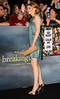 Jacqueline Emerson at the premiere of 'The Twilight Saga: Breaking Dawn - Part 2' at Nokia Theatre L.A. Live. Los Angeles, California