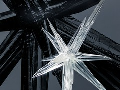 Ma Yansong. ICO exhibition #4 (Ximo Michavila) Tags: madrid light abstract geometric glass architecture grey idea star model graphic perspective exhibition brightness ico architecturephotography archidose mayansong archdaily ximomichavila