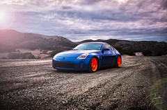 350Z (Taeha Photography) Tags: photography jonathan 350 flare su z hdr taeha