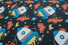 Dogs in Space (nancykers) Tags: dogs space spoonflower