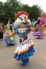Chip 'n Dale's Skeleton Fiesta