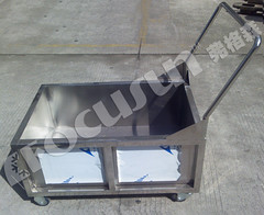Focusun - Ice Trolley (Focusun Ice Machine) Tags: icemaker waterstorage icemachines icemaking focusun
