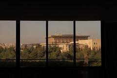 Knesset from Wolfson Towers (zeevveez) Tags: canon published jerusalem  knesset  zeevveez