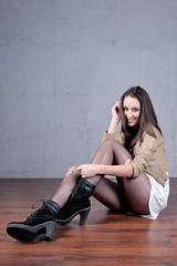 Melina w1 (juergenberlin) Tags: woman sexy girl beauty nylon