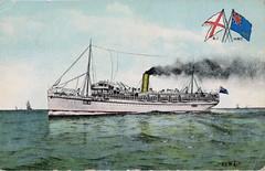 HM Transport  No. 4 (daviddb) Tags: world india hospital frank francis one 1 marine war ship wwi vessel steam company empire british uboat merchant navigation godfrey 1900s hmhs u55 edwardin