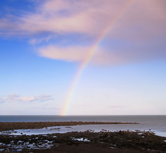 Looking for a Leprechaun (DPGold Photos) Tags: uk golf scotland europe unitedkingdom kingsbarns