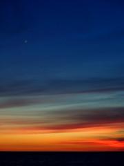 Sunset with the moon (~Bella189) Tags: mexico olympus mazatlan gamewinner 15challengeswinner favescontestwinner beautifulworldchallenges thechallengefactory yourock2nd gamex2winner thepinnaclehof storybookwinner pregamesweepwinner storybookttwwinner pregameduelwinner olympustg820 3waybest2012 tphofweek236