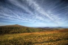isle of man landscape (mariusz kluzniak) Tags: uk autumn sky man west fall clouds landscape europe view angle britain great wide hills isle