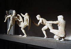 East Pediment, Right Side