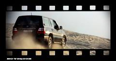 Action on desert (BO-Y3QOOB) Tags: toyota doha qatar gx sealine   2013        toyotav8 toyotav6 boy3qoob    toyotagx