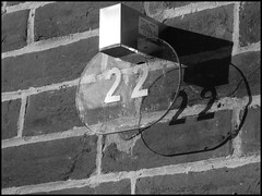 22:22 (Mockney Rebel) Tags: blackandwhite bw hampshire winchester