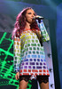 Jade Thirlwall of Little Mix Cheerios Childline Concert 2012 held at the O2 Arena