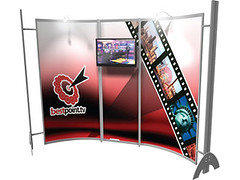 Portable TFT (Impact Signs UK) Tags: exhibition tradeshow receptionarea exhibitiongraphics portablebanner portablestand