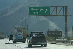 Morongo Trail (twm1340) Tags: california ca gambling ford truck highway indian pickup f150 tribal casino calif nativeamerican trail socal cal freeway interstate uhaul i10 morongo