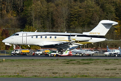 Private N885TW (Drewski2112) Tags: seattle county field airport king international boeing 300 challenger bombardier bfi kbfi n885tw cl30